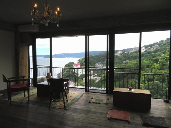 2拠点生活用に熱海の格安リゾートマンションをリノベーションした物件